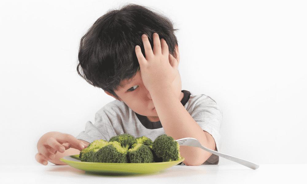 kids hate broccoli