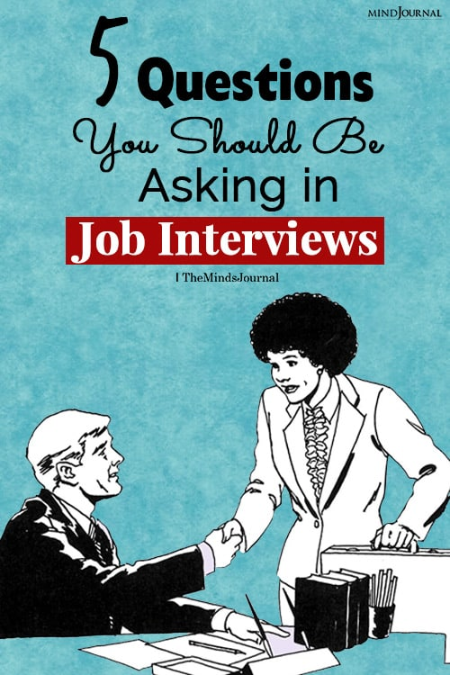Questions You Should Be Asking in Job Interviews pin