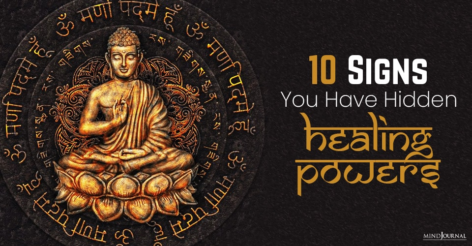 Signs You Have Hidden Healing Powers