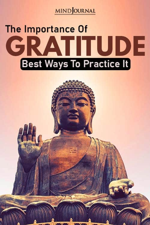 The Importance Of Gratitude And Best Ways To Practice It pin