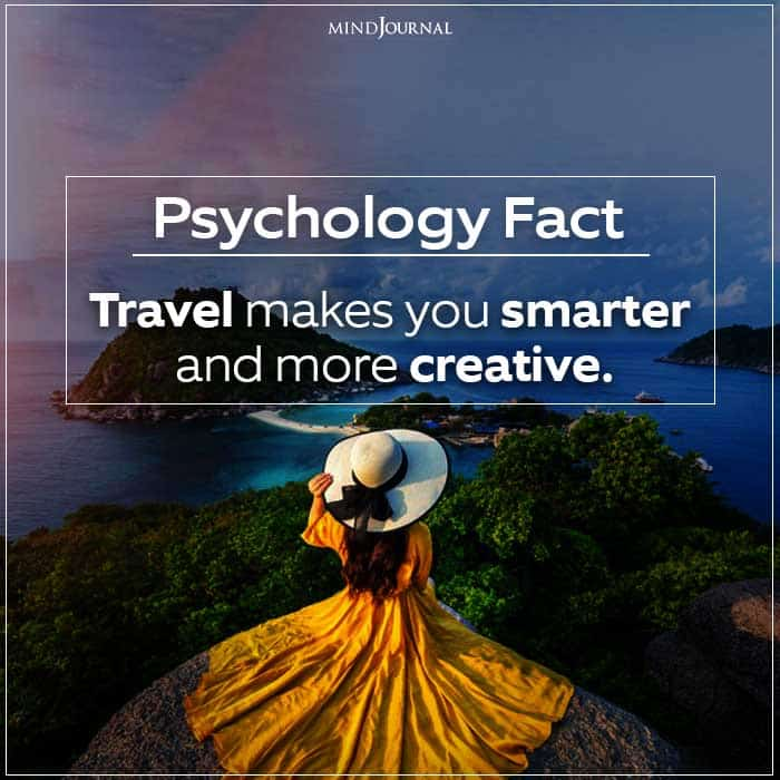 Travel Makes You Smarter and More Creative