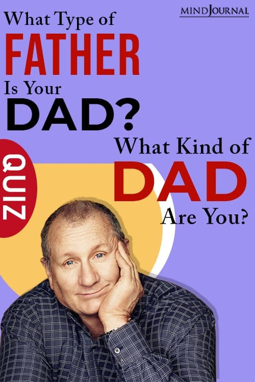 Type Father Dad Are You pin