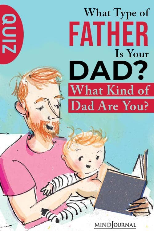 Type of Father Dad Are You