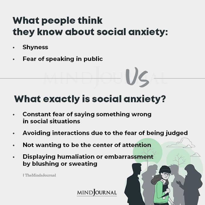 What Exactly is Social Anxiety