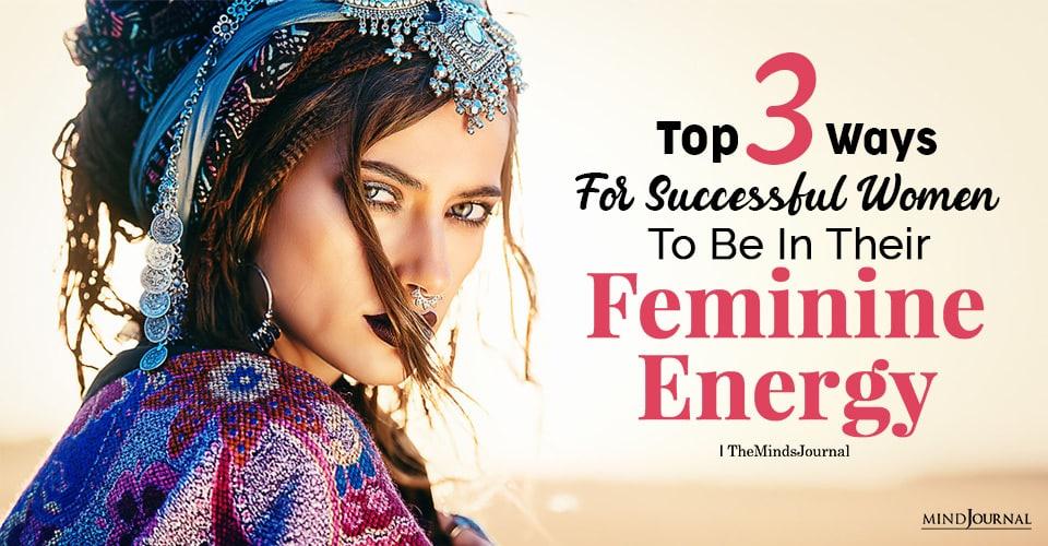 What Is Feminine Energy