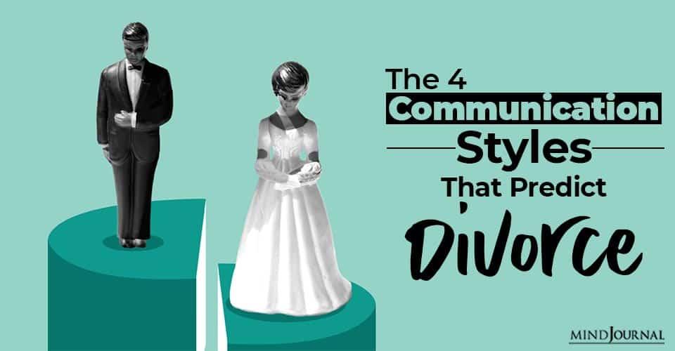 communication that predict divorce