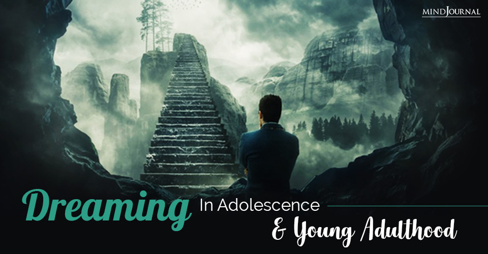 dreaming in adolescence