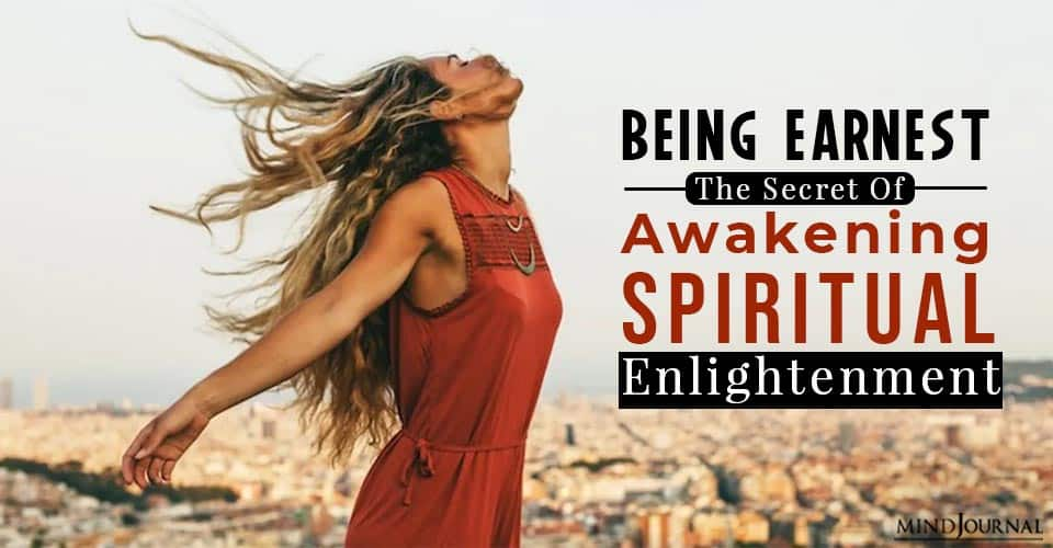 earnest the secret of awakening and spiritual