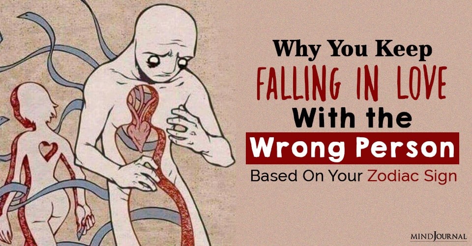 falling in love with wrong person