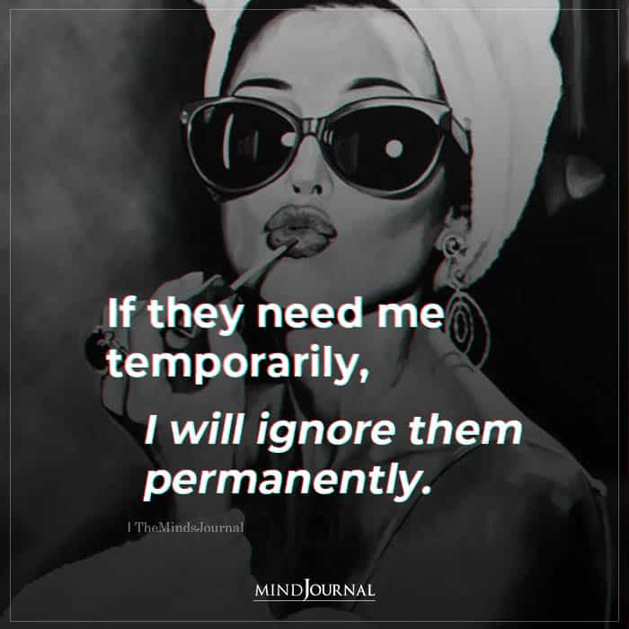 if they need me temporarily