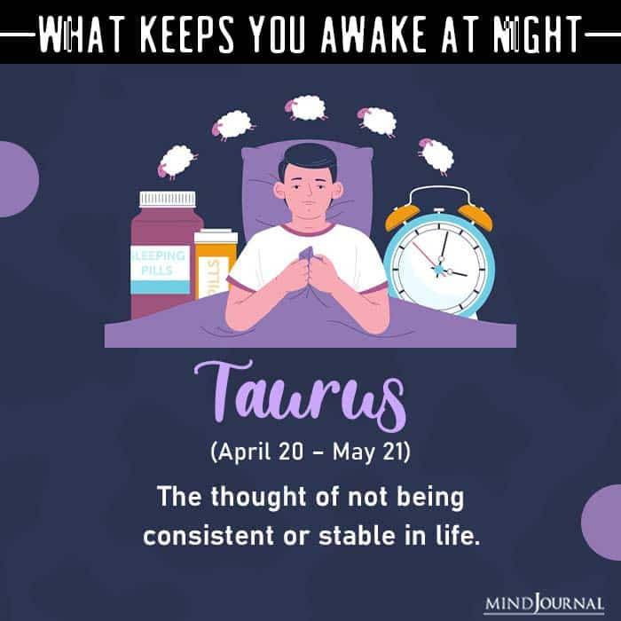 The Thoughts That Keep You Awake At Night Based On Your Zodiac Sign