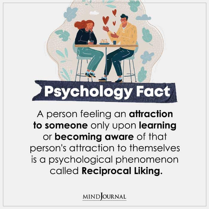 A Person Feeling An Attraction To Someone Only Upon Learning