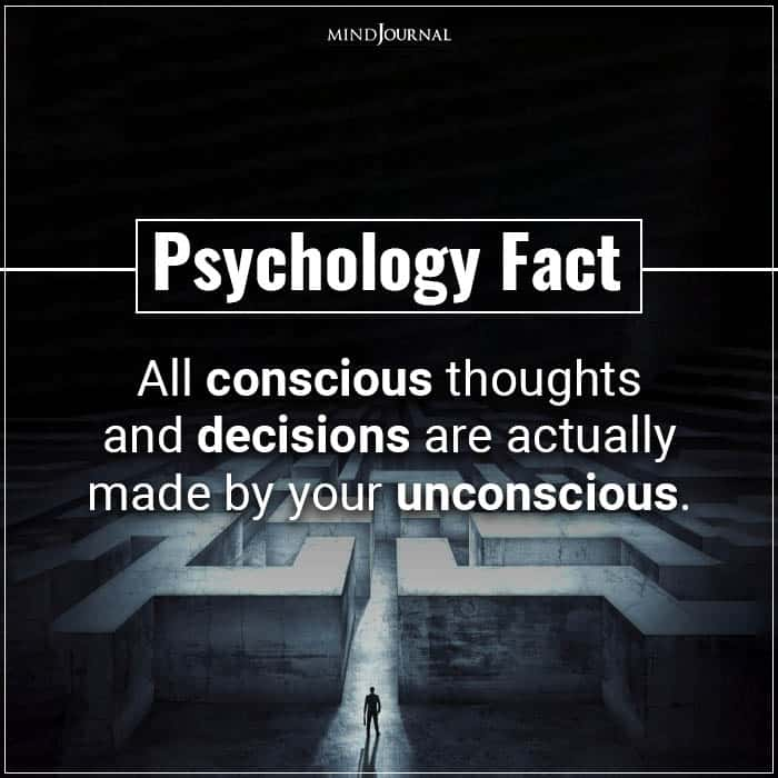 All conscious thoughts