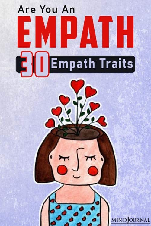 Are You An Empath Empath Traits pin one