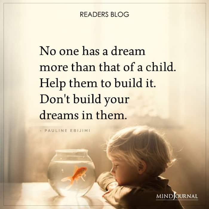 Childs Dream