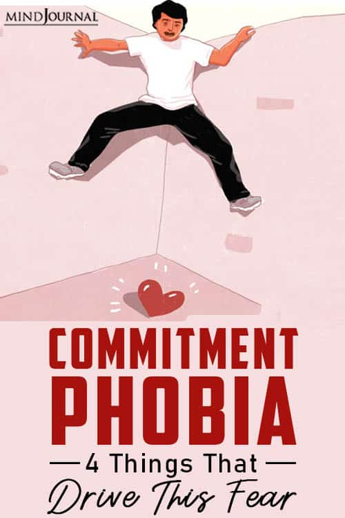 Commitment Phobia: 4 Things That Drive This Fear