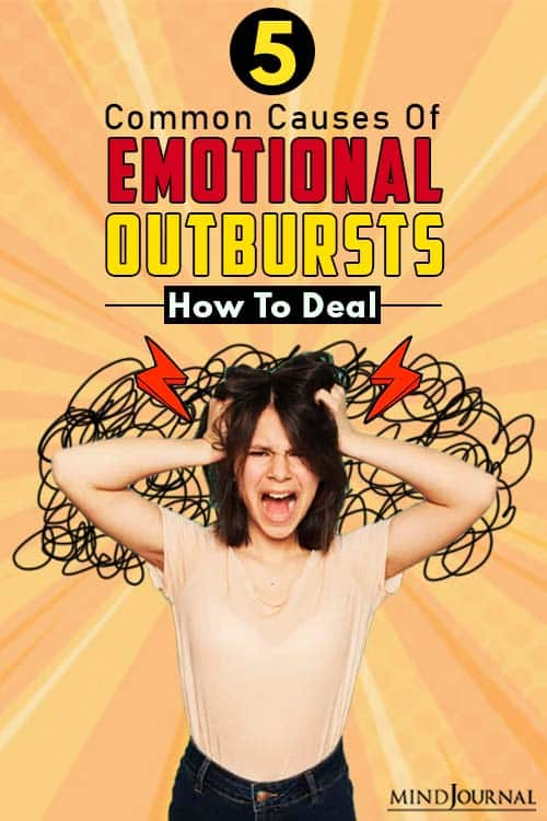 Common Causes of Emotional Outbursts and How To Deal pin
