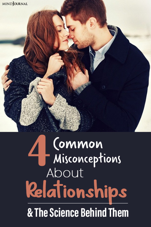 Common Misconceptions About Relationships pin