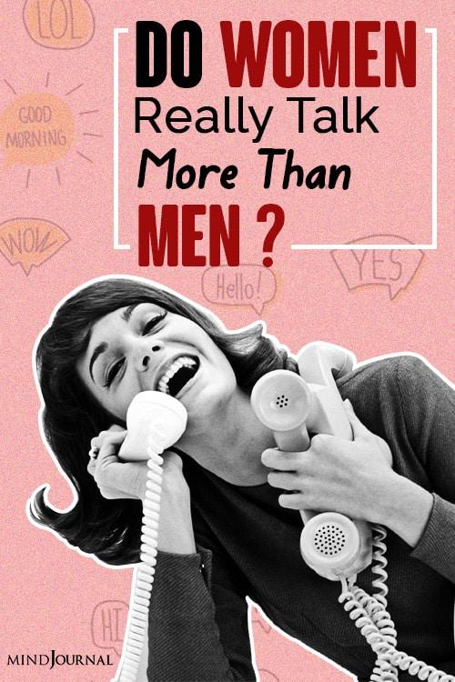 Do Women Really Talk More Than Men pin