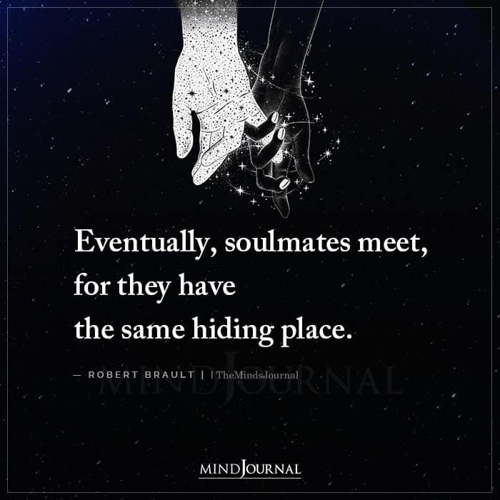 Eventually Soulmates Meet