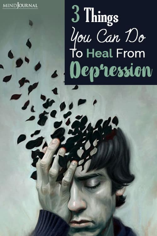 How Depression Can Heal Us pin