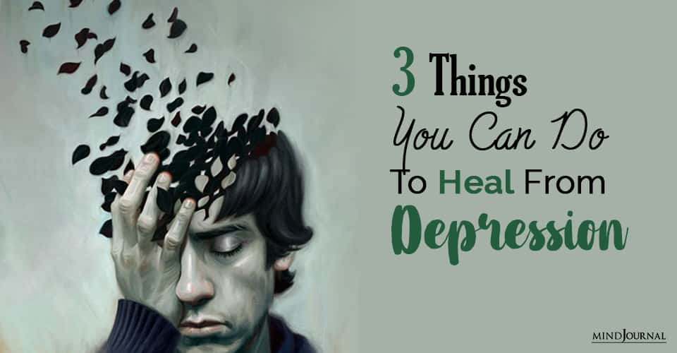 How Depression Can Heal Us