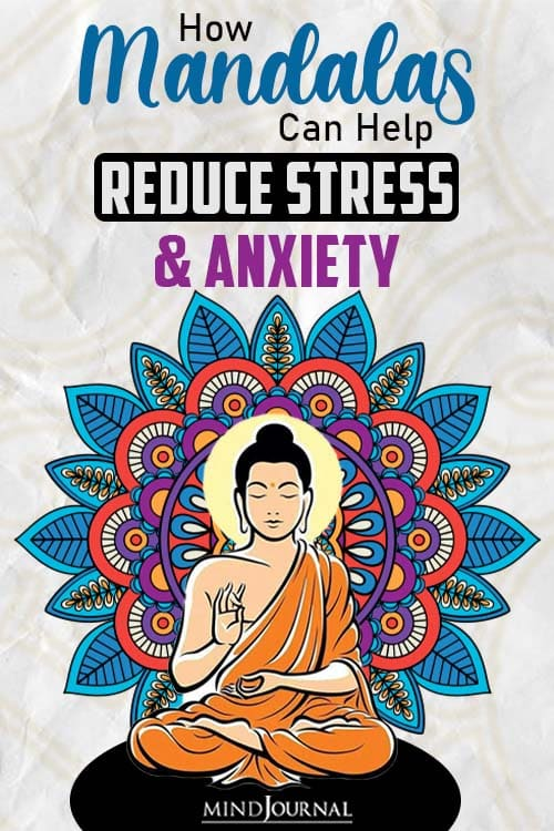 How Mandalas Can Help Reduce Stress and Anxiety pin