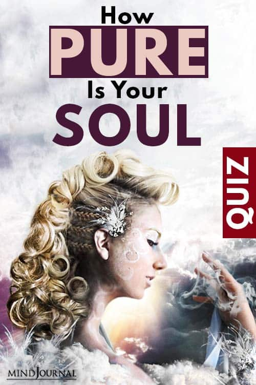 How Pure Is Your Soul PIN one