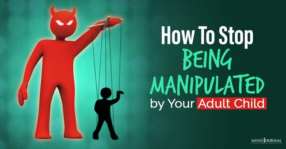 How To Stop Being Manipulated