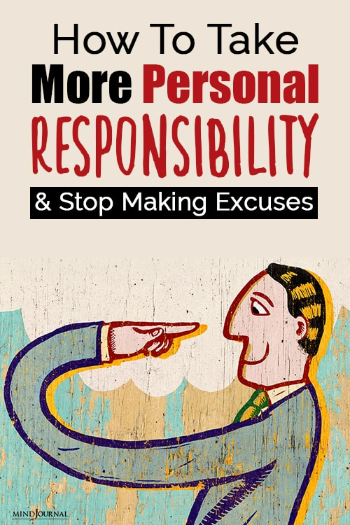 How To Take More Personal Responsibility pin