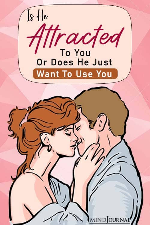 Is He Attracted To You pin