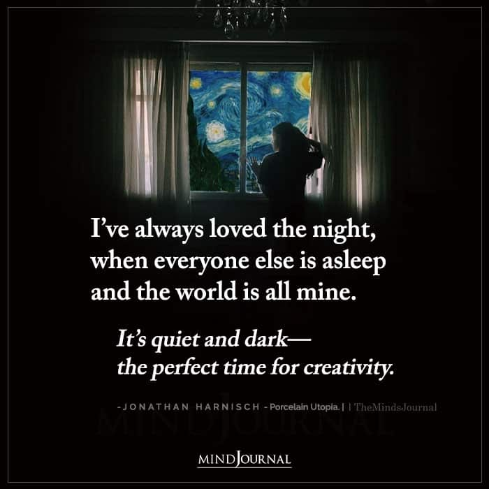 Ive Always Loved the Night