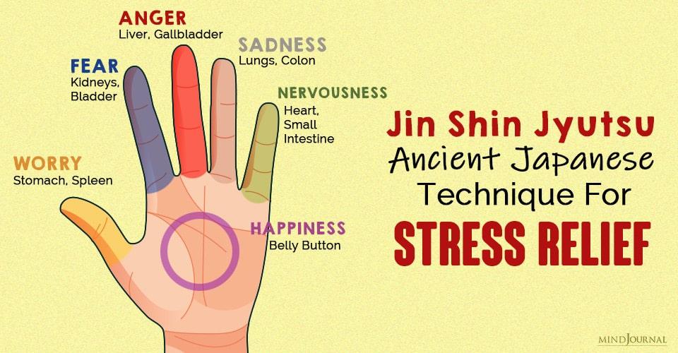 Jin Shin Jyutsu japanese