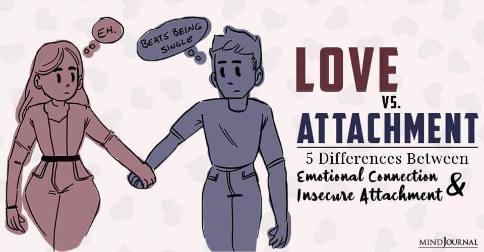 Love vs. Attachment