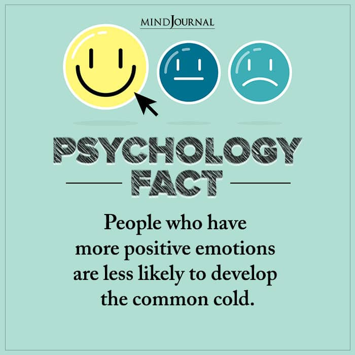 People Who Have More Positive Emotions