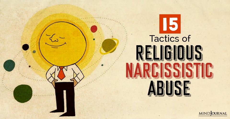 Religious Narcissistic Abuse