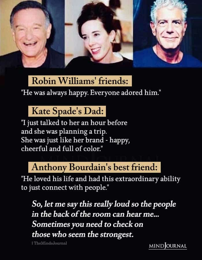 Robin Williams Friends He Was Always Happy