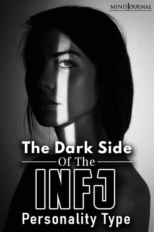 The Dark Side Of The INFJ Personality Type pin new