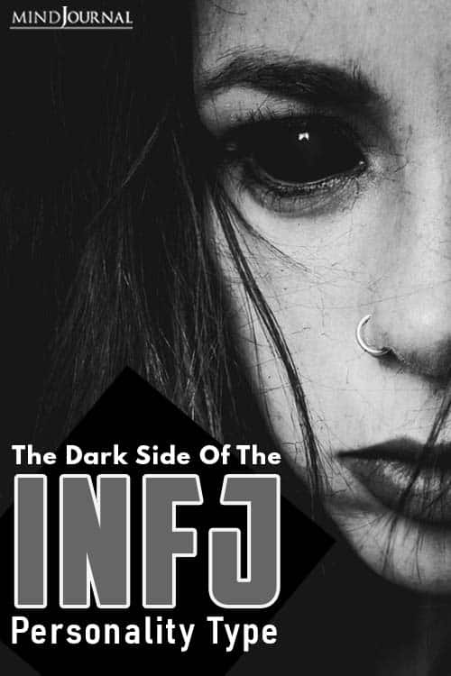 The Dark Side Of The INFJ Personality Type pin