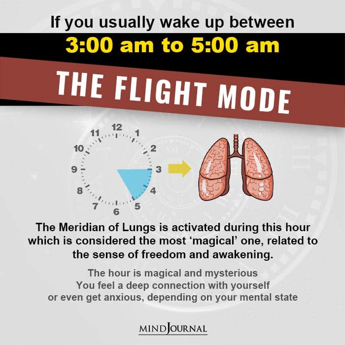 Do You Often Wake Up At Certain Hours At Night? This Is What It Really Means