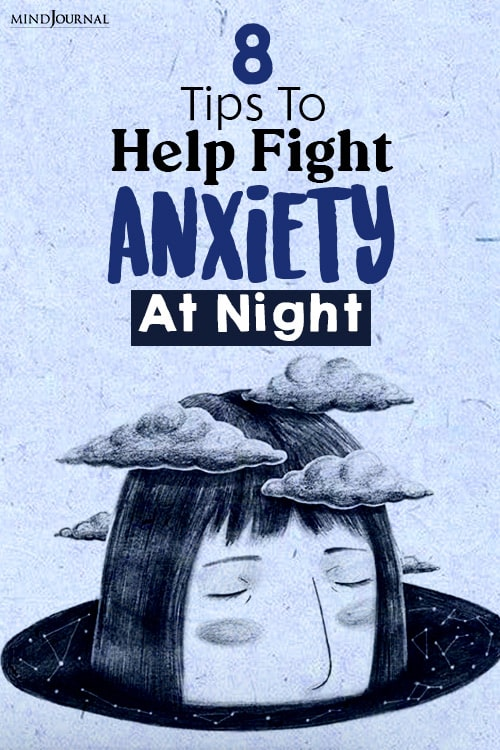Tips To Help Fight Anxiety pin