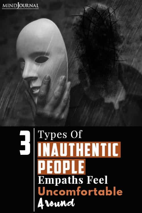 Types Of Inauthentic People pin one