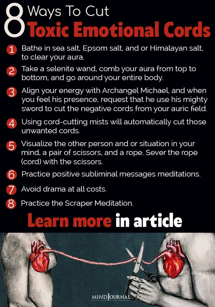 Ways To Cut Toxic Emotional Cords info