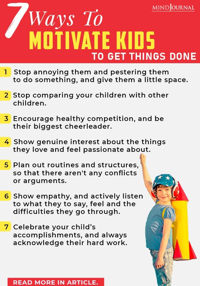 Ways To Motivate Kids To Get Things Done info