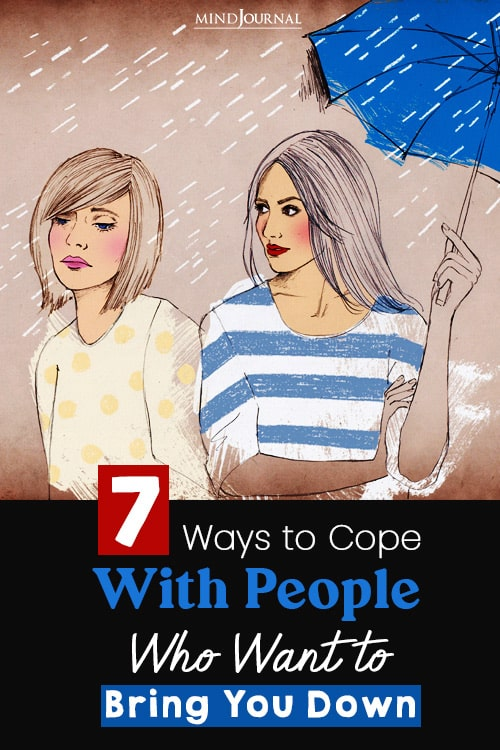 Ways to Cope With People pin