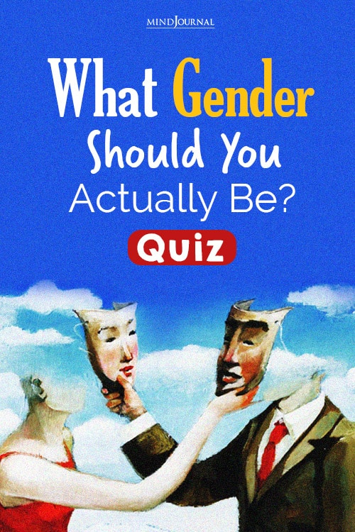 What Gender Should You Actually Be pin