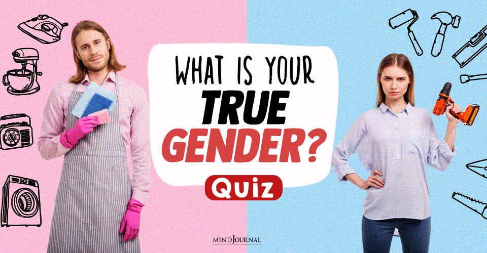 What Gender Should You Actually Be
