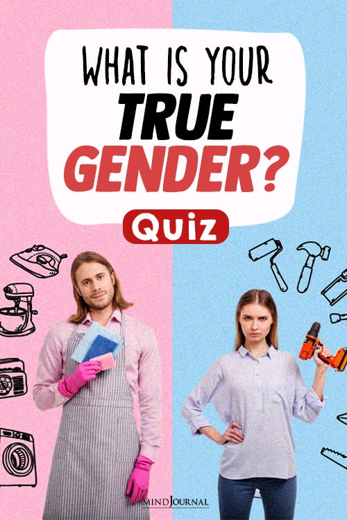 What Gender Should You Be pin