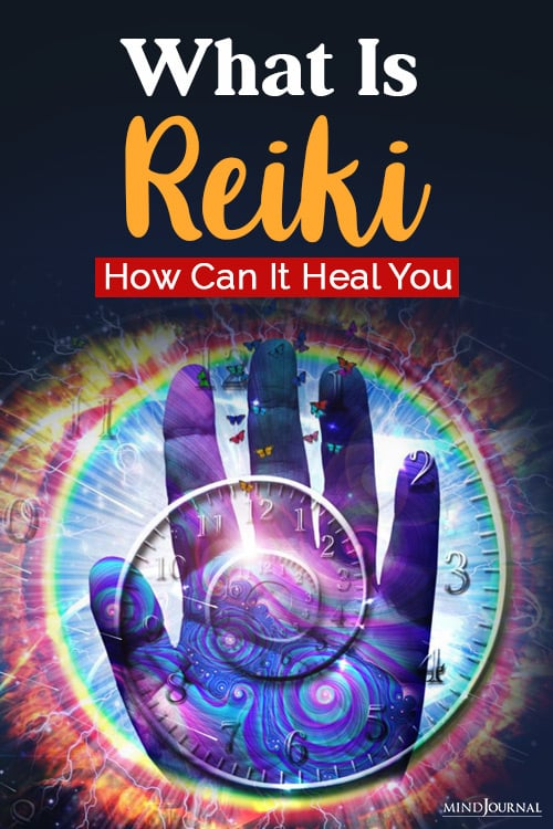 What Is Reiki pin