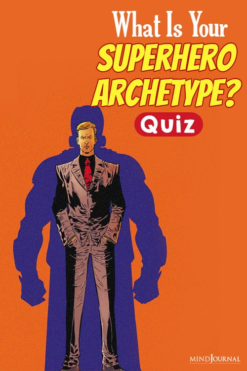 What Is Your Superhero Archetype pin